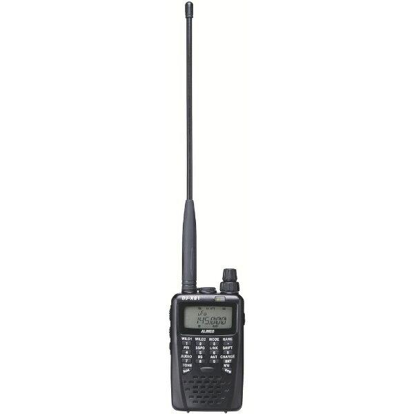 アルインコ ALINCO 地上デジタル放送音声受信対応広帯域受信機 DJ×81[DJX81]