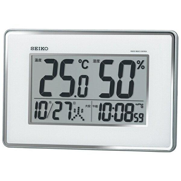 セイコー 電波置掛兼用時計 SQ437S