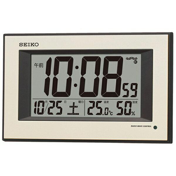 セイコー SEIKO 電波掛時計 SQ438G[SQ438G]