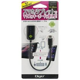 ナカバヤシ Nakabayashi ZUH-OTG02 USBハブ ブラック [USB2.0対応][ZUHOTG02BK]