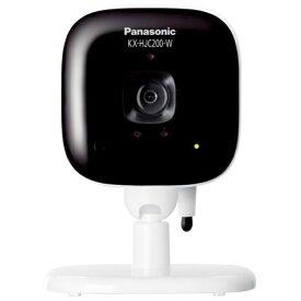 パナソニック Panasonic ホームネットワークシステム 「スマ@ホーム システム」 屋内カメラ KX-HJC200-W ホワイト[KXHJC200W] panasonic