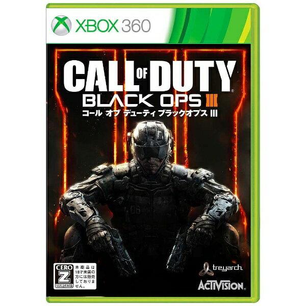 マイクロソフト Microsoft コール オブ デューティ ブラックオプスIII【Xbox360ゲームソフト】