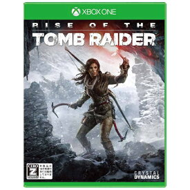 マイクロソフト Microsoft Rise of the Tomb Raider【Xbox Oneゲームソフト】[RISEOFTHETOMBRAIDER]