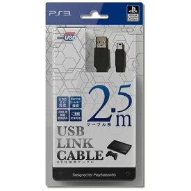 アイレックス USB接続ケーブル(2.5m)【PS3】