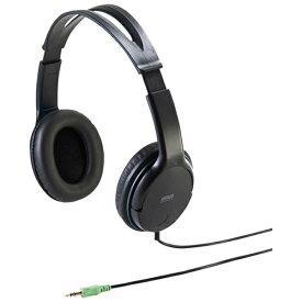 サンワサプライ SANWA SUPPLY MM-HP210 ヘッドホン [φ3.5mmミニプラグ /両耳 /ヘッドバンドタイプ][MMHP210]