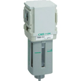 CKD シーケーディ CKDエアフィルター F800020W