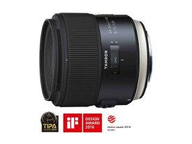 タムロン TAMRON カメラレンズ SP 35mm F/1.8 Di VC USD ブラック F012 [ニコンF /単焦点レンズ][F012N]