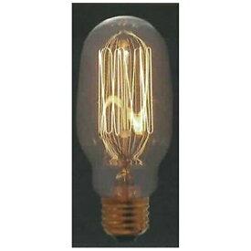 旭光電機 ASAHI LAMP S60-E26-110V-40W 電球 レトロランプ [E26][レトロランプS60E26110V40W]