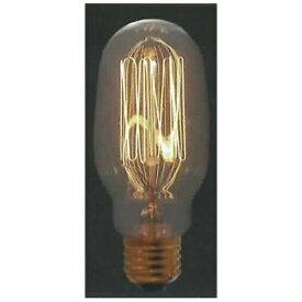 旭光電機 ASAHI LAMP T55-E26-110V-40W 電球 レトロランプ [E26][レトロランプT55E26110V40W]