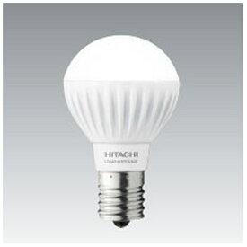 日立 HITACHI LDA6D-H-E17/S/60C LED電球 小形電球形 [E17 /昼光色 /60W相当 /一般電球形 /下方向タイプ][LDA6DHE17S60C]