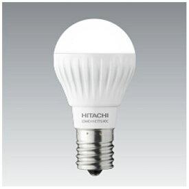 日立 HITACHI LDA4L-H-E17/S/40C LED電球 小形電球形 [E17 /電球色 /40W相当 /一般電球形 /下方向タイプ][LDA4LHE17S40C]