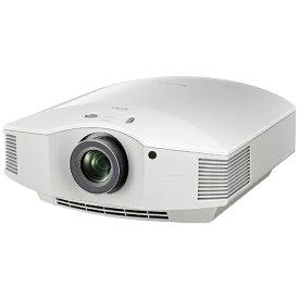 ソニー SONY フルハイビジョン対応ホームシアタープロジェクター VPL-HW60W(ホワイト)[VPLHW60]