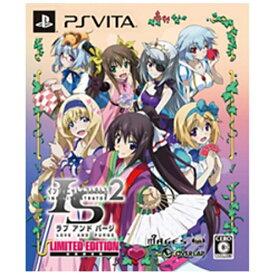 5PB ファイブピービー IS<インフィニット・ストラトス>2 ラブ アンド パージ 限定版【PS Vitaゲームソフト】