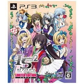 5PB ファイブピービー IS<インフィニット・ストラトス>2 ラブ アンド パージ 限定版【PS3ゲームソフト】