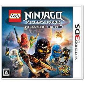 ワーナーブラザースジャパン Warner Bros. LEGO(R) ニンジャゴー ローニンの影【3DSゲームソフト】