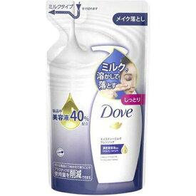 ユニリーバJCM Unilever Dove(ダヴ) モイスチャーミルク クレンジング つめかえ用(180ml)〔クレンジング〕【rb_pcp】