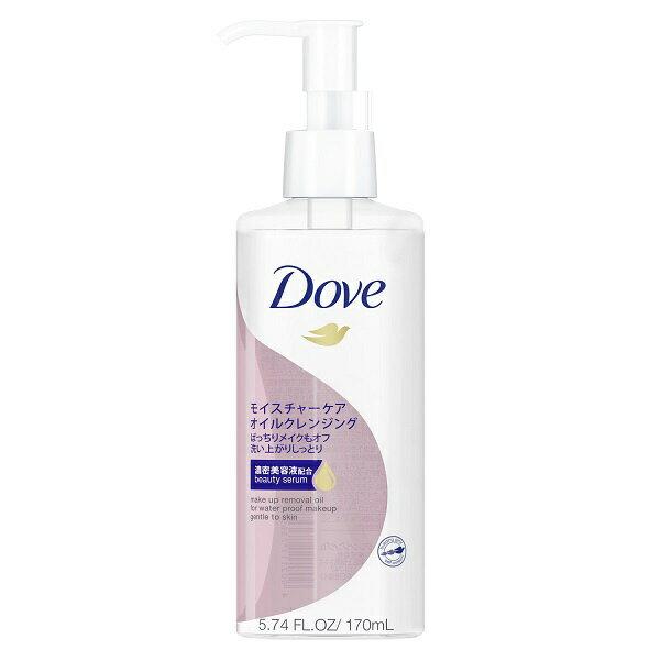ユニリーバJCM Unilever Dove(ダヴ) モイスチャーケア オイルクレンジング(170ml)〔クレンジング〕