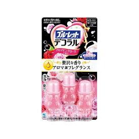 小林製薬 Kobayashi ブルーレットデコラル アロマピンクローズの香り〔トイレ用洗剤〕【wtnup】