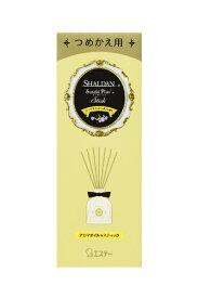 エステー S.T SHALDAN(シャルダン) ステキプラス Stick ムーンライトシャボンの香り つめかえ用(45ml)〔消臭剤・芳香剤〕【wtnup】