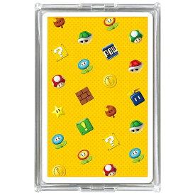 任天堂 Nintendo マリオトランプ NAP-05(キャラクターずかん)