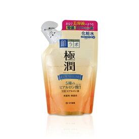 ロート製薬 ROHTO 肌研(ハダラボ) 極潤 プレミアム ヒアルロン液(170ml) つめかえ用[化粧水]
