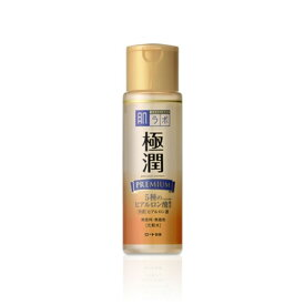 ロート製薬 ROHTO 肌研(ハダラボ) 極潤 プレミアム ヒアルロン液(170ml)[化粧水]【wtcool】