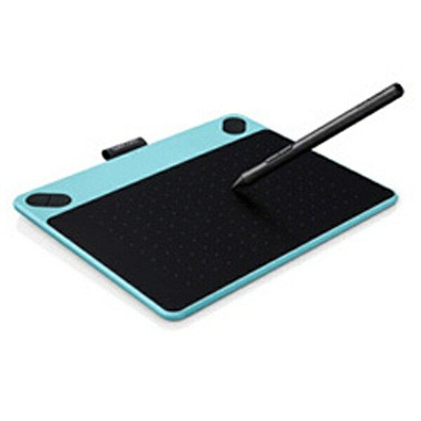 【送料無料】 WACOM ペンタブレット Intuos Draw small ミントブルー CTL-490/B0[CTL490B0]