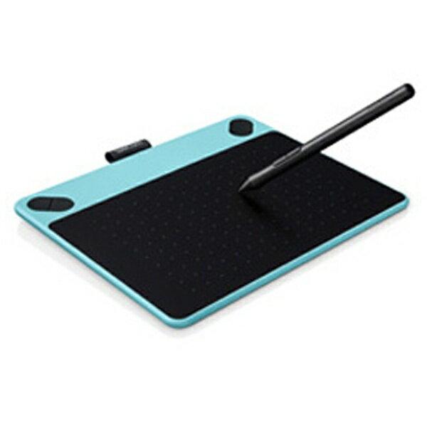 【送料無料】 WACOM ペンタブレット Intuos Art small ミントブルー CTH-490/B0[CTH490B0]