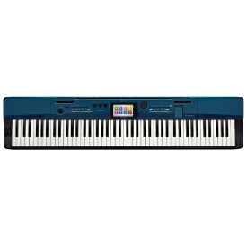 カシオ CASIO PX-560MBE 電子ピアノ Privia ディープブルー調 [88鍵盤][PX560MBE]