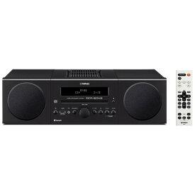ヤマハ YAMAHA 【ワイドFM対応】Bluetooth対応 ミニコンポ(ブラック) MCR-B043 B[CDコンポ MCRB043B]