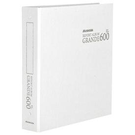 ハクバ HAKUBA レポートAL GRANDE EL600 WT(ホワイト)