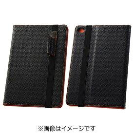 レイアウト rayout iPad mini 4用 ブックメッシュレザーケース 合皮 ブラック RT-PM3LC3/B[RTPM3LC3B]