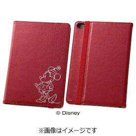 レイアウト rayout iPad mini 4用 ホットスタンプ・ブックレザーケース 合皮 ディズニー・ミニー RT-DPM3I/MN[RTDPM3IMN]