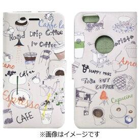 ROA ロア iPhone 6s/6用 手帳型 Americano Diary Happymori HM6635iP6S