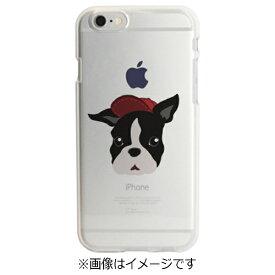 ROA ロア iPhone 6s/6用 ソフトクリアケース ドッグ フレンチブルドッグ Dparks DS6682iP6S