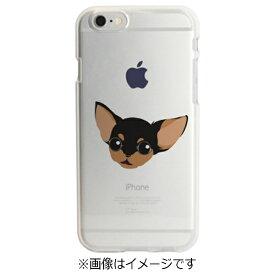 ROA ロア iPhone 6s/6用 ソフトクリアケース ドッグ チワワ Dparks DS6683iP6S