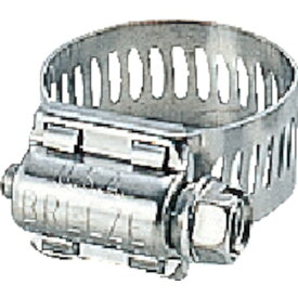 BREEZE ブリーズ ステンレスホースバンド 締付径 21.0mm〜44.0mm 63020 (1箱10個)《※画像はイメージです。実際の商品とは異なります》