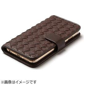 ROA ロア iPhone 6s/6用 手帳型 Mesh Diary ダークブラウン ZENUS Z9469i6S