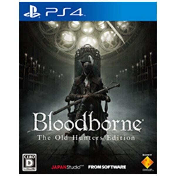 【送料無料】 ソニーインタラクティブエンタテインメント Bloodborne The Old Hunters Edition 通常版【PS4ゲームソフト】