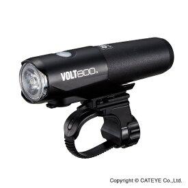 キャットアイ CATEYE USB充電式LEDヘッドライト VOLT800(ブラック) HLEL471RC[HLEL471RC]