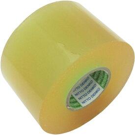 日東 Nitto ビニールテープNo.21 0.2mm×100mm×20m 透明 2巻入り 21100TM《※画像はイメージです。実際の商品とは異なります》