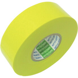 日東 Nitto ビニールテープNo.21 19mm×10m 黄 10巻入り 2110Y《※画像はイメージです。実際の商品とは異なります》