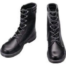 シモン Simon 安全靴 長編上靴 7533黒 25.0cm 7533N25.0