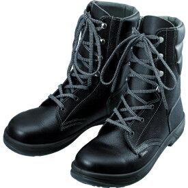 シモン Simon 安全靴 長編上靴 SS33黒 25.0cm SS3325.0