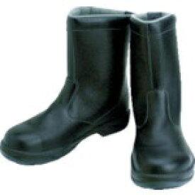 シモン Simon 安全靴 半長靴 SS44黒 25.5cm SS4425.5
