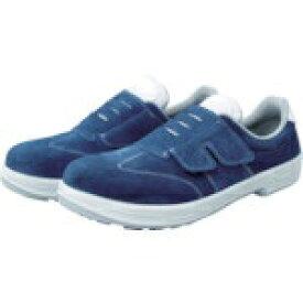 シモン Simon 安全靴 短靴マジック式 SS18BV 25.5cm SS18BV25.5