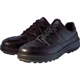 シモン Simon 安全靴 短靴 8611黒 24.0cm 8611BK24.0