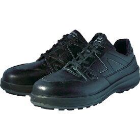 シモン Simon 安全靴 短靴 8611黒 25.5cm 8611BK25.5