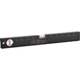 エビス EBiSU ベーシックレベルブラック 450mm ブラック/レッド ED45BR