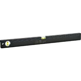 エビス EBiSU 磁石付ベーシックレベルブラック600mm ブラック/グリーン ED60MB